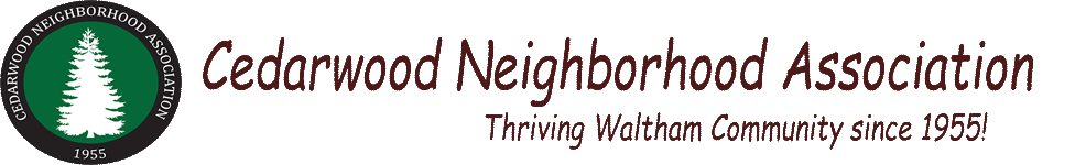 Cedarwood Neighborhood Association